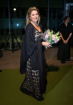 Royal Family Around the World: Queen Maxima Of The Netherlands Attends Frans Listz Piano Competition on November 8, 2014 in Utrecht, The Netherlands