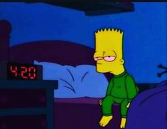 bart from the simpsons sad Simpson Wallpaper Iphone, Sad Wallpaper, Cartoon Quotes, Cartoon Pics, Simpsons Quotes, Trippy Cartoon, The Simpsons, Homer Simpson, Picture Collection