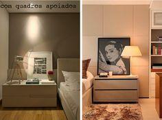 ideias para arrumar a mesinha de cabeceira decoracao quarto assim eu gosto