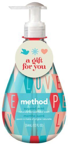 Method Limited Edition Gel Hand Wash, Sugared Mint Method,http://www.amazon.com/dp/B00A7AUSLO/ref=cm_sw_r_pi_dp_XC7ktb0F8VW7VBPT