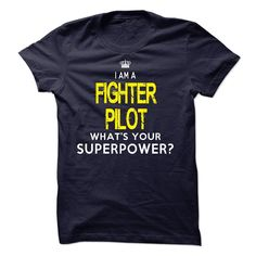 I'm A FIGHTER PILOT T-Shirts, Hoodies. CHECK PRICE ==► https://www.sunfrog.com/LifeStyle/Im-AAN-FIGHTER-PILOT-18530569-Guys.html?id=41382
