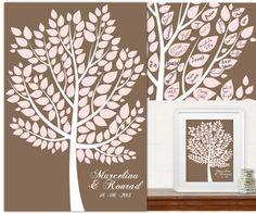 Ślub - inne-Drzewo Wpisów  -Plakat artystyczny - A2(42x59cm)