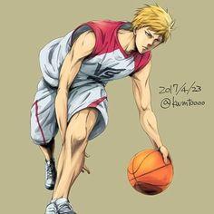 Kise Ryōuta - Kuroko no Basket