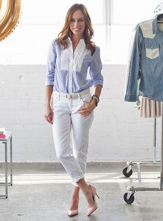 A-Z Trend Guide: Distressed Boyfriend Jeans #sstrendguide