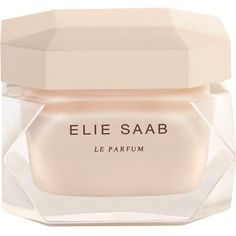 ELIE SAAB Le Parfum body cream 150ml (3.985 RUB) ❤ liked on Polyvore featuring beauty products, fillers, beauty, makeup, cosmetics and perfume