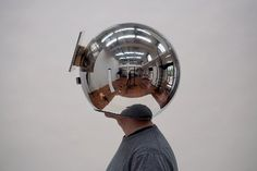 German artist Lorenz Potthast has developed an experimental helmet that allows users to perceive their surroundings in slow motion. Known as the Decelerator Helmet, Potthast's apparatus is a. The Long Now, Sensory Deprivation, Lupe, Iris Van Herpen, Motion Video, Les Sentiments, Slow Down, Live Your Life, Innovation Design