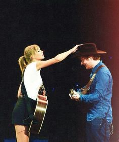 Taylor Swift and Ed Sheeran Red Tour 2013