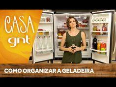 Aprenda dicas e desconstrua mitos sobre organização da geladeira com Micaela Gois, do canal GNT.
