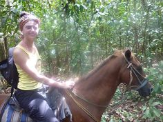 Charlotte has been living in the jungle, hanging out with spider monkeys and horse riding along the beach and gives us a fantastic installment of this part of her trip in Central America!   frontiergap.com   #costarica #adventure #FrontierVolunteer