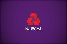 "FutureBrand has created colourful new branding for NatWest, which aims to differ from the ""white sans-serif typography"" used by competitor banks. Logo Luxury, Flat Logo, Banking Services, Brand Guidelines, Graphic Design Illustration, Graphic Art, Woodworking Projects Plans, Service Design, Logo Design"