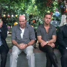 Crazy, Stupid, Love : photo Glenn Ficarra, John Carroll Lynch, John Requa, Kevin Bacon, Ryan Gosling