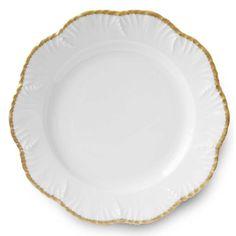 Alberto Pinto Simple Dentelle Dessert Plate