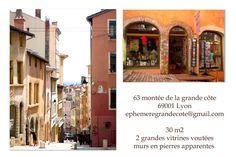 Ephémère grande côte - Lyon - My Pop Corner