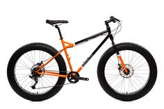 Visit State Bicycle Co. to see our 8-Speed Megalith - Blue/Orange Fat Bike and all of our Fat Bikes & Off Road Bikes. Customize your bike today. A bike like no other.