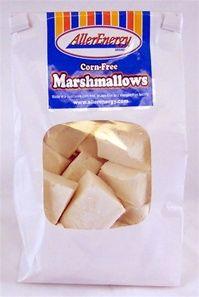 AllerEnergy Allergen Free Corn Free Marshmallows