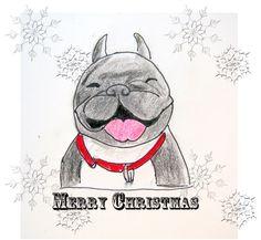 Christmas Cards I | Alma Schouman's blog