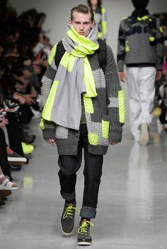 2017-18秋冬メンズ - ロンドンコレクション - クリストファー・レイバーン(CHRISTOPHER RAEBURN) ランウェイ|コレクション(ファッションショー)|VOGUE JAPAN