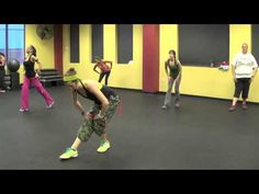 Zumba® Fitness - Treasure (Bruno Mars) - Cooldown/Stretch - Emily S Zumba