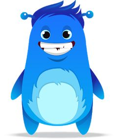 Fuentes' English Corner : Choose your favourite Avatar_Class Dojo Dojo Monsters, Funny Monsters, Cartoon Monsters, Monsters Inc, Little Monsters, Class Dojo, Monster 1st Birthdays, Monster Birthday Parties, Dojo Points
