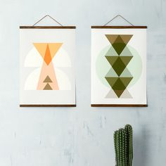 'Wooden Picture Frame by Ferm Living. @2Modern'