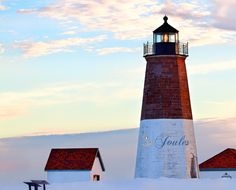 A personal favorite from my Etsy shop https://www.etsy.com/listing/221899805/point-judith-lighthouse-sunset-point