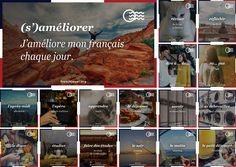 If you are interested in learning French, you might have stumbled upon some of these pictures and videos on social networks. French Teacher, French Class, Teaching French, French Tenses, French Adjectives, French Articles, French Pictures, French For Beginners, French Worksheets
