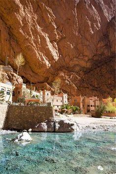 Todra Gorge Atlas mountains Morocco                                                                                                                                                      More
