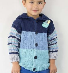 Boys Knitting Patterns Free, Hooded Cardigan, Baby Sweaters, Free Pattern, Baby Kids, Men Sweater, Couture, Sewing, Children