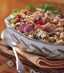 итальянский салат с макаронами фотоBetty Crocker Recipes