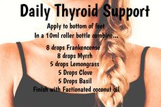 Help your thyroid out and keep it working well.