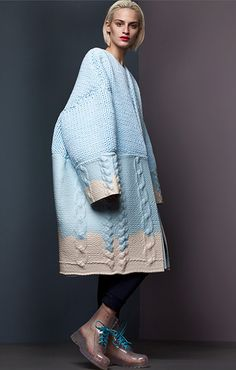 Xiao Li: Royal College of Art | knitted fabric fused with silicone | London, England, U.K. | c. 2013