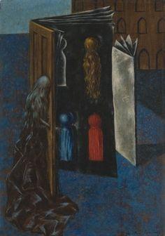 History of Art: Dorothea Tanning