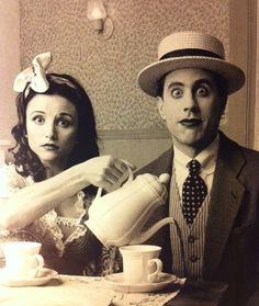 The Elaine Benes & Jerry Seinfeld duo