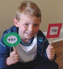 Want a fun way to reinforce a Bible lesson that requires little preparation and all kids love?  Keep Yes/No sticks on hand for every Bible lesson.  Either during the story or at the end of small gr...