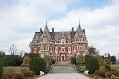 Chateau Impney, a hotel in Worcestshire