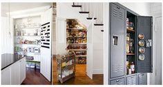 20+ Kitchen Pantry Ideas