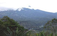 Volcan Baru is the highest point in Panama at 11,398 ft (3,474 m).