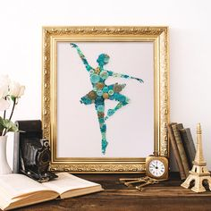 Made to order Ballerina button art.  This beautiful and sparkly button art Ballerina will be a great addition to any girls room!  Created with gorgeous buttons, both new and vintage, genuine Swarovski rhinestones and many other beautiful embellishments, this art piece will become a focal point of any room.  In creation of my art I use vintage buttons and cabochons from my collection. I browse online stores (especially here on Etsy) as well as antique stores and flea markets in search of the…