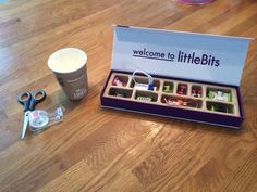 littleBits Student Set for STEM Maker programs