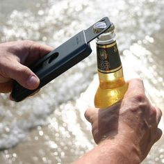 Gifts for guys — Opena iPhone Case Bottle Opener