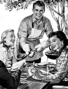 Cookout - 1955