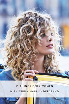19 Things Only Women with Curly Hair Understand http://pwow.me/1omvP75 via @PureWow