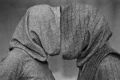 Hoods or turtlenecks