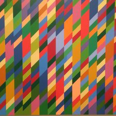 Also saw this fantastic piece by Bridget Riley in the Tate Modern - Stuart Honnor