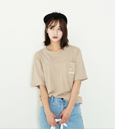 Korean Ulzzang Fashion; Byun Jung Ha