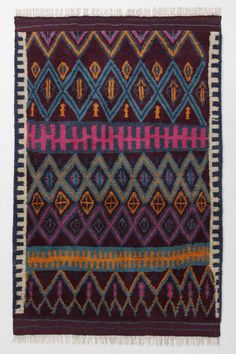 oh, anthropologie. how I love your rug.  Even though it is an unaffordable cool 2G.