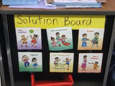 Early Childhood Environments: Social and Emotional Supports in the Preschool Classroom