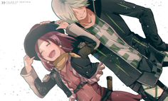 Rose & Dezel, Tales of Zestiria.....have you seen this?