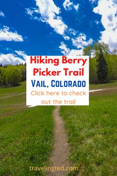 A Berry Picker Trail adventure in Vail, Colorado from the village to the top of Vail Mountain during the GoPro Games weekend. Vail Mountain, Vail Colorado, Gopro, Adventure Travel, Berry, Trail, Hiking, Games, Walks