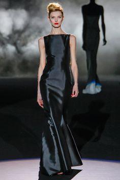 fe0ba0f9de9 Badgley Mischka Fall 2013 Ready-to-Wear Fashion Show Collection